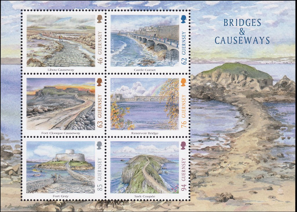 Bridges & Causways (Europa 2018 Issue)
