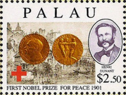 First Nobel Prize for Peace 1901