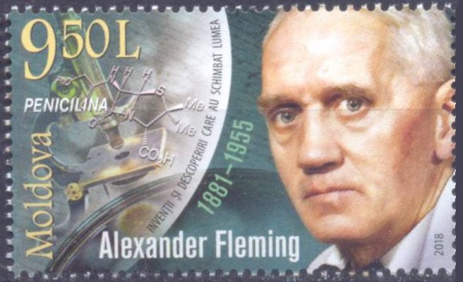 Inventors Who Changed the World : Alexander Fleming