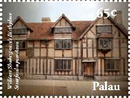 William Shakespeare's Birth Place (Stratford upon Avon)