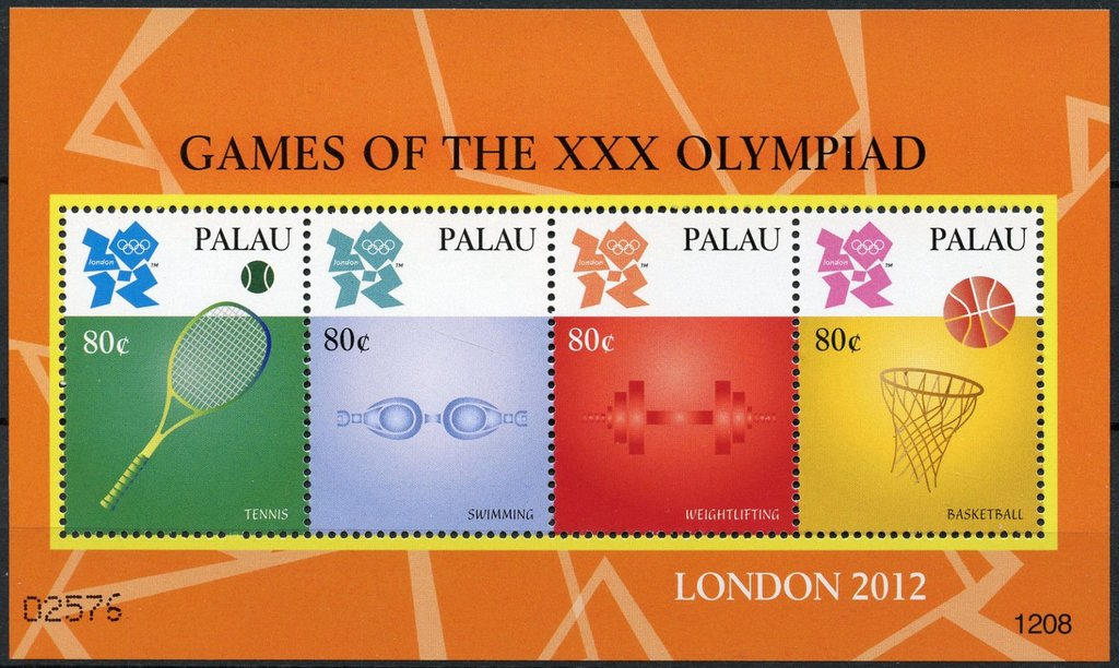Games of the XXX Olympiad, London 2012