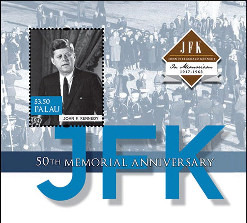 50th Memorial Anniversary of John F. Kennedy