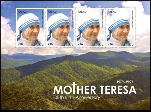 100th Birth Anniversary of Mother Teresa