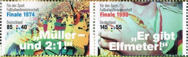 Benefit for Sport,Germany`s World Cup Championships