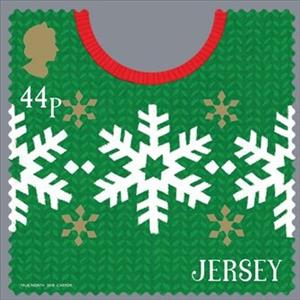 Stamp, Christmas 2018 : Christmas Jumpers (Sweaters), Jersey,  , Christmas