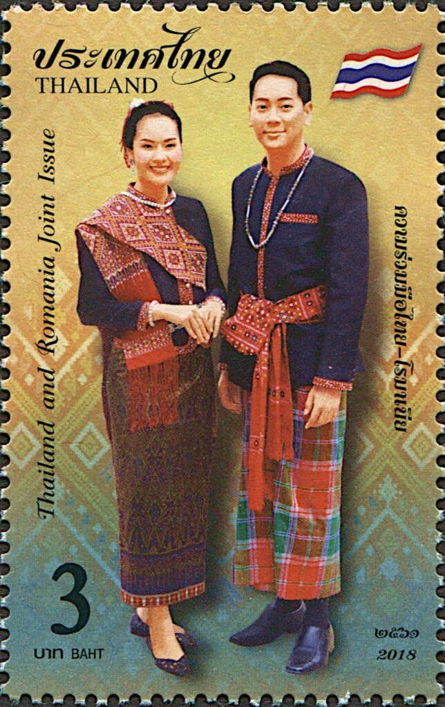 Traditional Costumes of Thailand