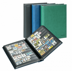Here you can manage your collection of postage stamps online.